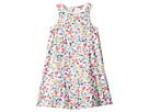 Joules Kids Floral Woven Trapeze Dress (Toddler/Little Kids/Big Kids)