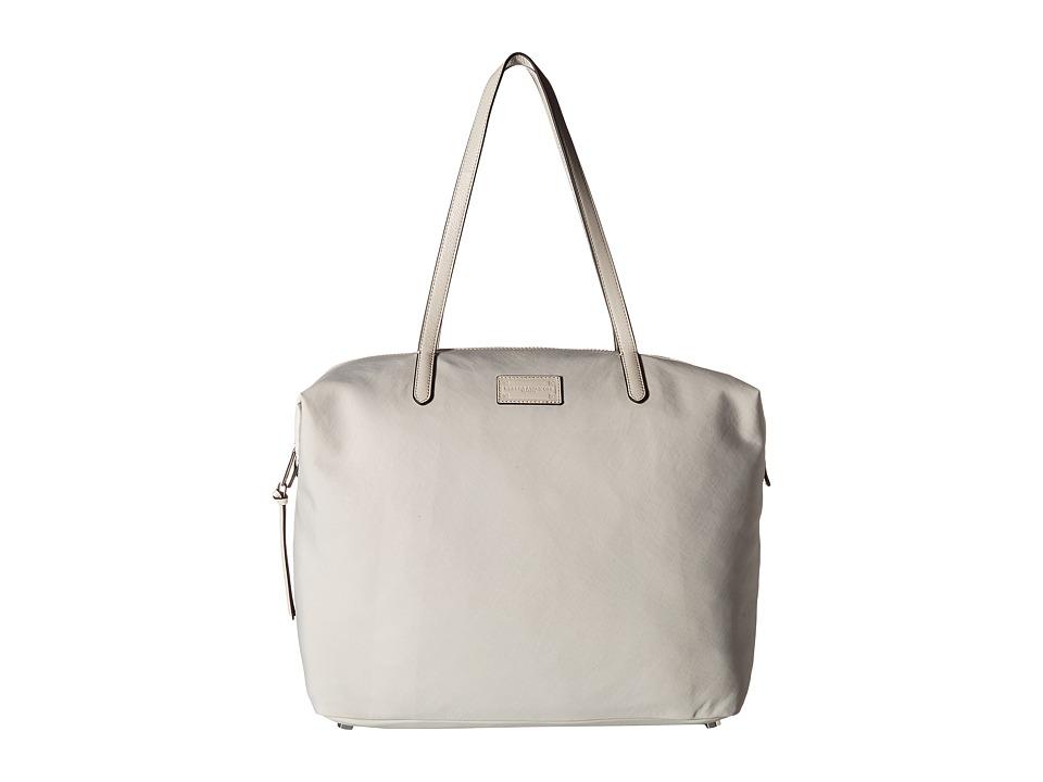 Rebecca Minkoff - Washed Nylon Tote (Putty) Tote Handbags