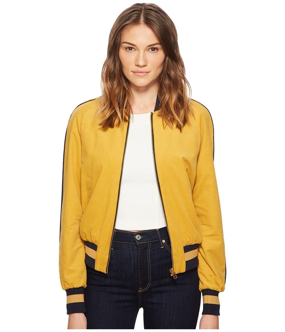 BALDWIN - Frankie (Goldenrod) Womens Coat