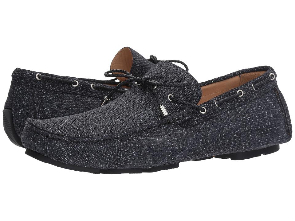 BUGATCHI - Pompei Driver (Blue) Mens Shoes