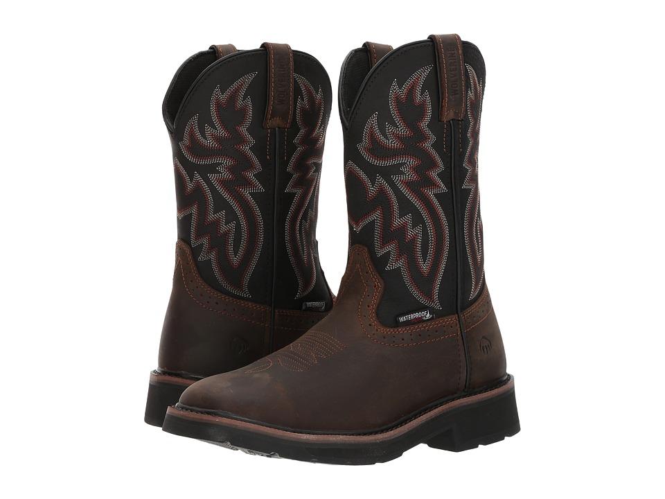 Wolverine Rancher Steel Toe WP Wellington (Black/Brown) M...