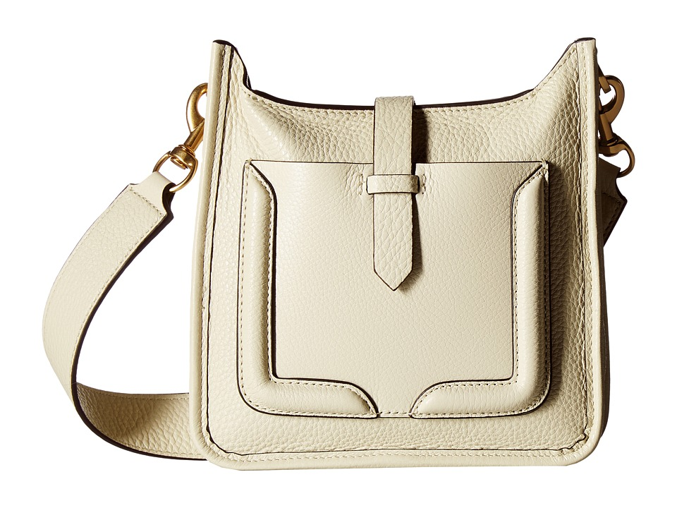 Rebecca Minkoff - Mini Unlined Feed Bag (Alabaster) Bags