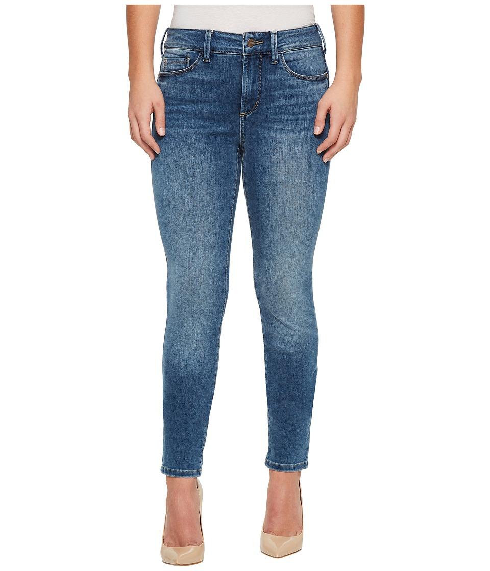 NYDJ Petite - Petite Uplift Alina Leggings in Oasis (Oasis) Womens Jeans