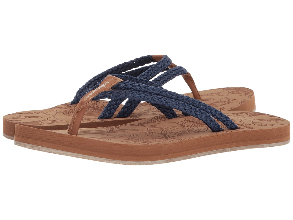 Sakroots - Bailen (Denim) Women's Sandals