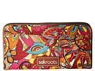 Sakroots Artist Circle Slim Wallet