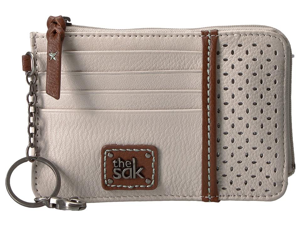 The Sak - Iris Card Wallet (Stone Canyon Perf) Wallet Handbags