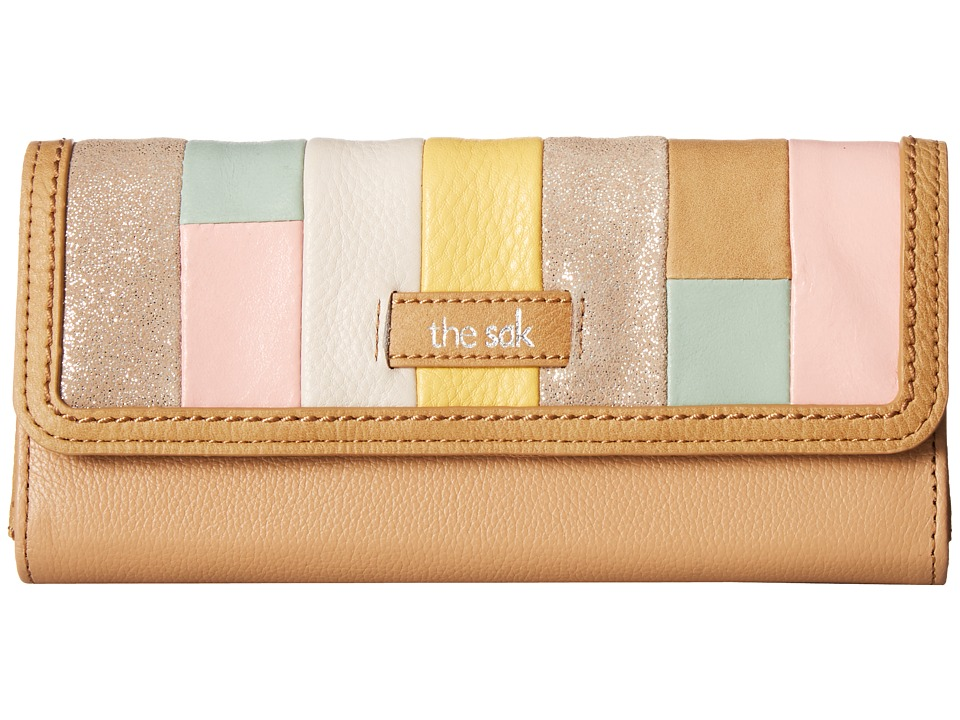 The Sak - Iris Flap Wallet (California Multi) Wallet Handbags
