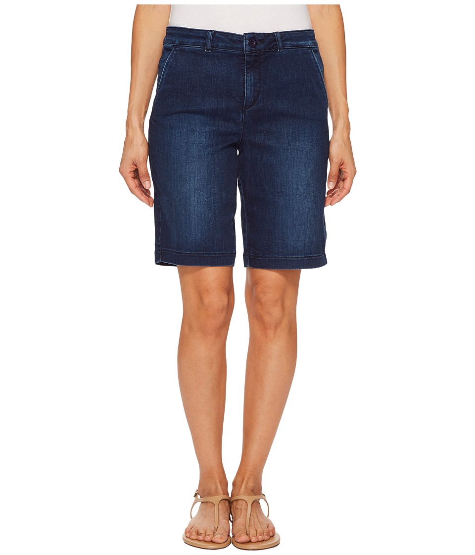 NYDJ Petite - Petite Bermuda Shorts in Cooper (Cooper) Womens Shorts