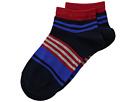 Falke Irregular Stripe Sneaker Socks (Toddler/Little Kid/Big Kid)