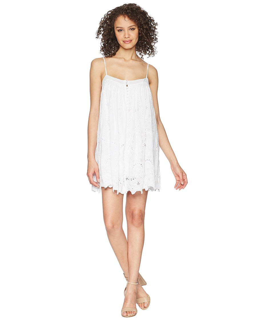 Young Fabulous & Broke - Bevy Dress (White) Womens Dress