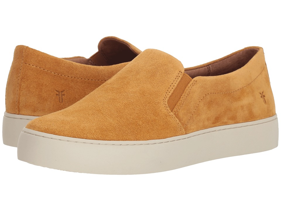 Frye Lena Slip-On (Sunrise Suede) Slip-On Shoes