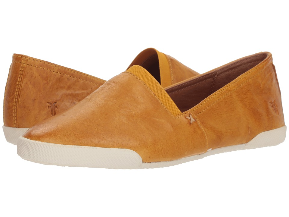 Frye Melanie Slip-On (Sunrise Antique Soft Vintage) Slip-On Shoes