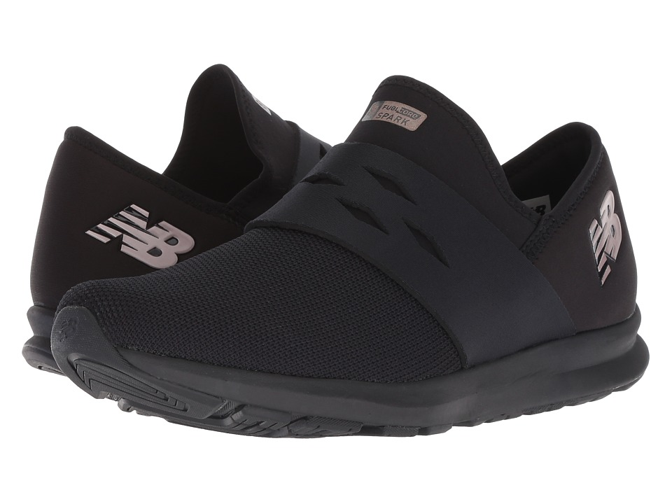 New Balance Spark v1 (Black/Phantom) Women's Shoes