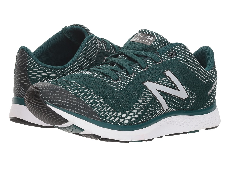 New Balance Agility v2 Training (Deep Jade/Ocean Air) Women's Cross Training Shoes