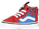 Vans Kids Vans Kids Vans X Marvel(r) Sk8-Hi Zip (Infant/Toddler)