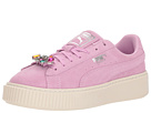 Puma Kids Suede Platform Jewel (Big Kid)