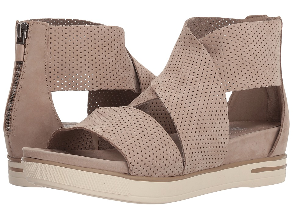 Eileen Fisher Sport 3 (Earth Nubuck) Women's Shoes