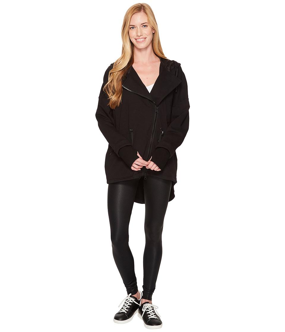 Blanc Noir - Ryder Anorak (Black 1) Womens Coat