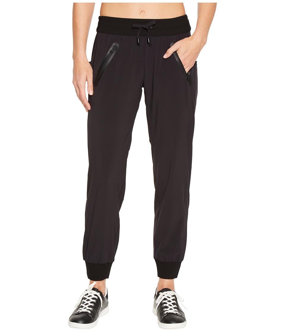 Blanc Noir - Getaway Jogger (Black) Womens Clothing