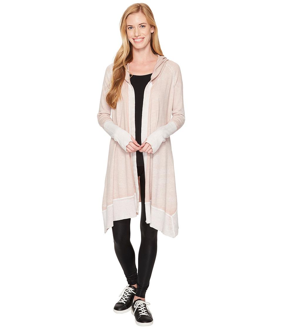 Blanc Noir - Huntress Cardigan (Rose Grey) Womens Sweater