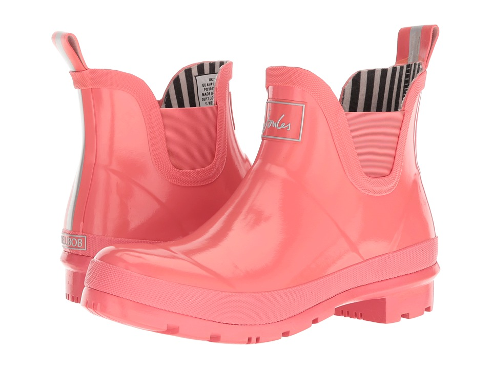 Joules Wellibob Chelsea Boot (Red Sky Rubber)