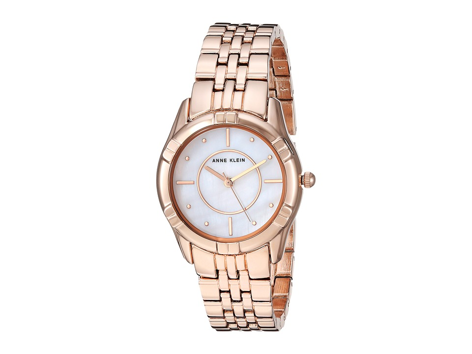 Anne Klein - AK-3170MPRG (Rose Gold-Tone) Watches