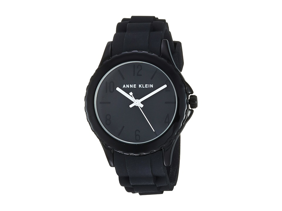 Anne Klein - AK-3241BKBK (Black) Watches
