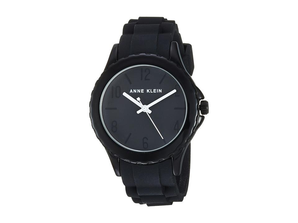 Anne Klein AK-3241BKBK (Black) Watches
