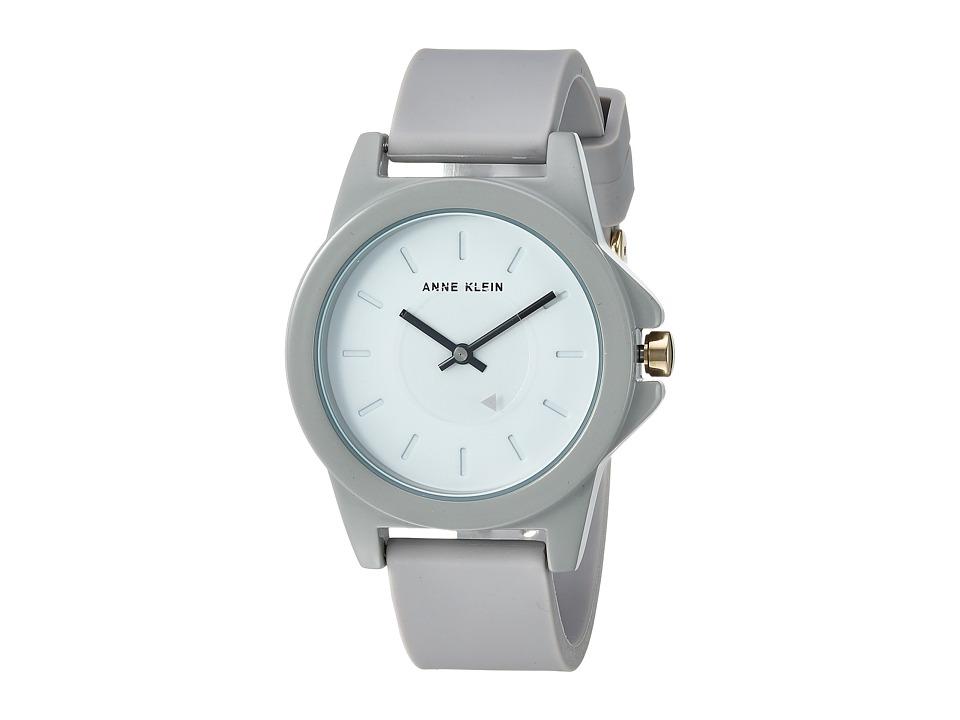 Anne Klein - AK-3206WTLG (Grey) Watches