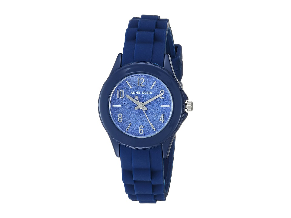 Anne Klein - AK-3239DBDB (Dark Blue) Watches