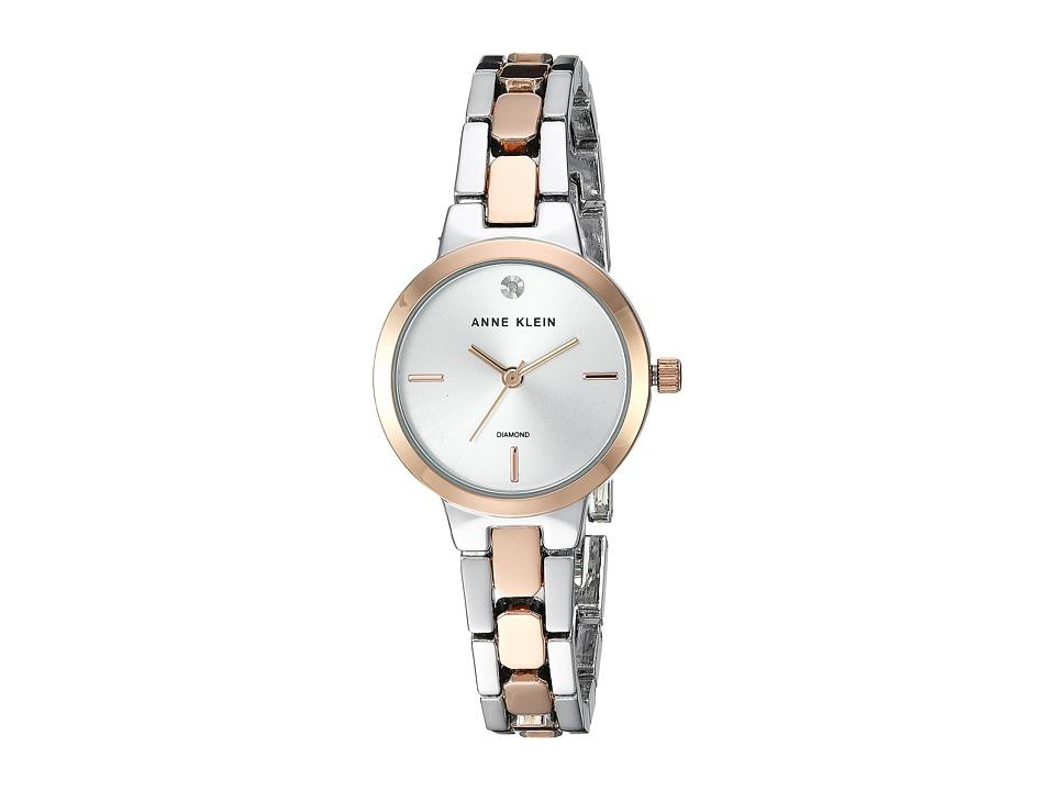 Anne Klein - AK-3235SVRT (Two-Tone) Watches