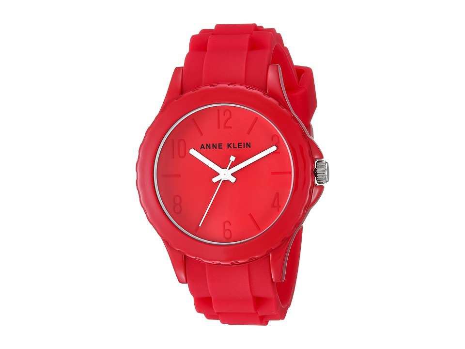 Anne Klein - AK-3241RDRD (Red) Watches
