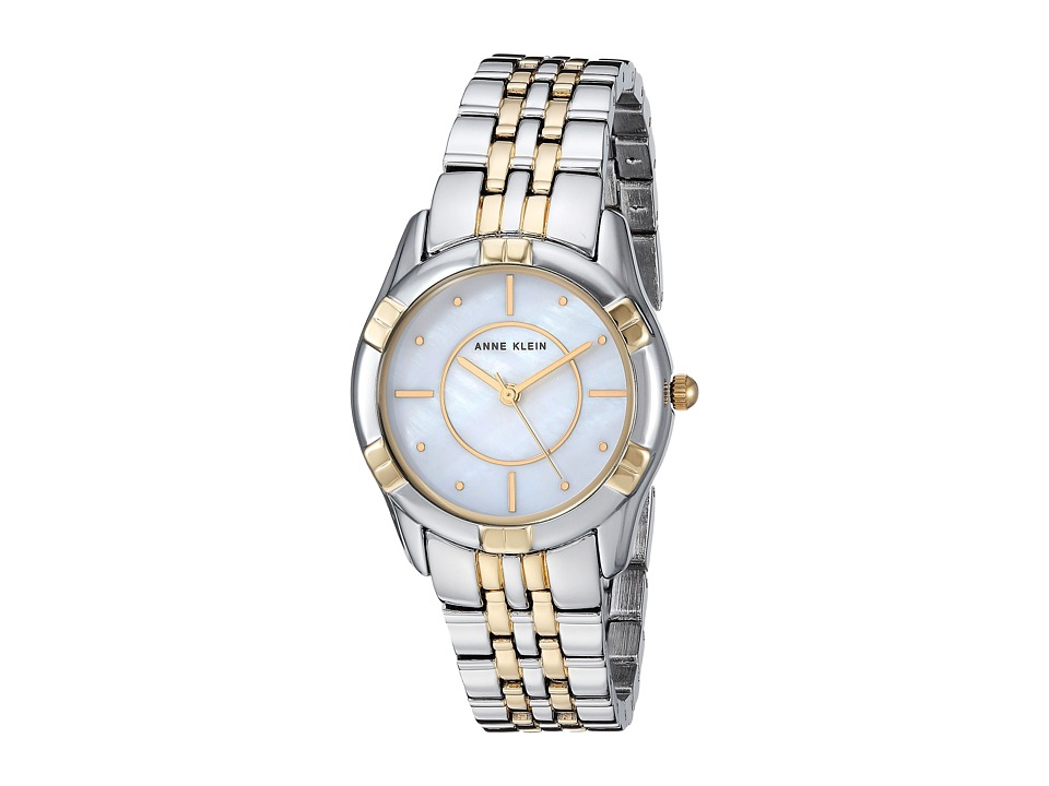 Anne Klein - AK-3171MPTT (Two-Tone) Watches