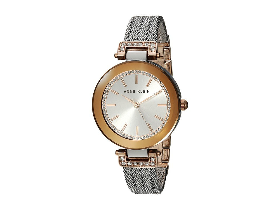 Anne Klein - AK-1907SVRT (Two-Tone) Watches