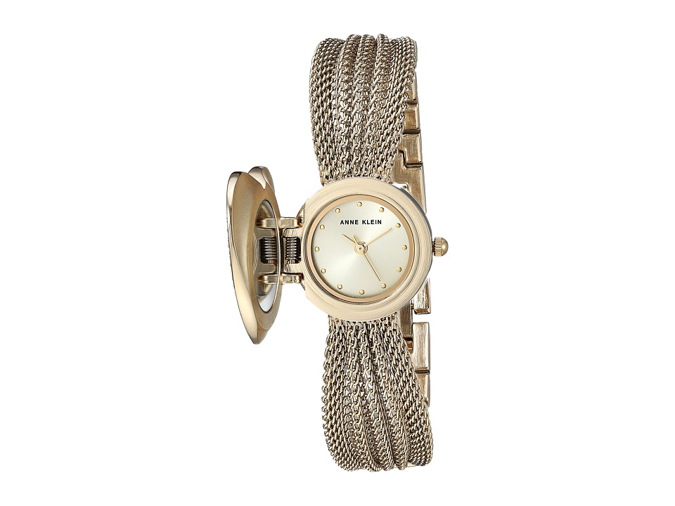 Anne Klein - AK-3192GPCV (Gold-Tone) Watches