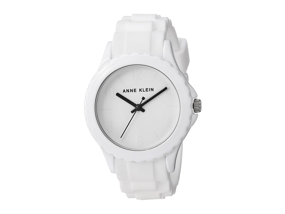 Anne Klein - AK-3241WTWT (White) Watches