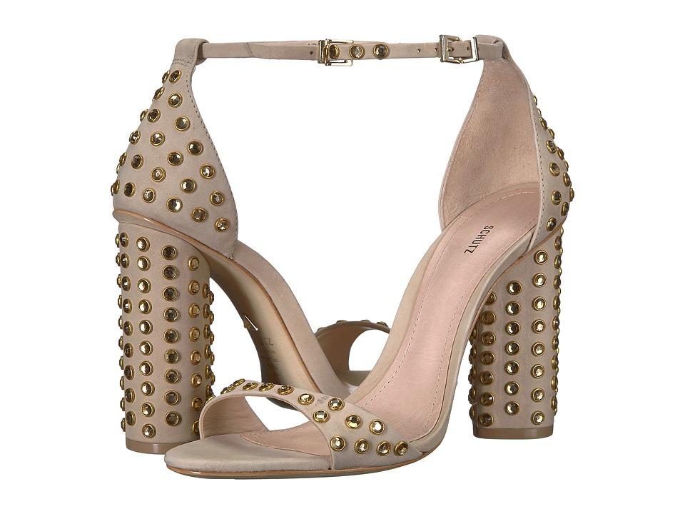 Schutz Marcelle (Oyster) Women's Shoes