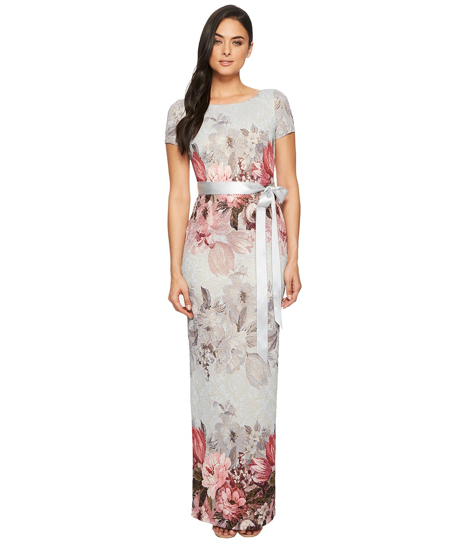 Adrianna papell floral gown | Women\'s Dresses & Skirts | Compare ...