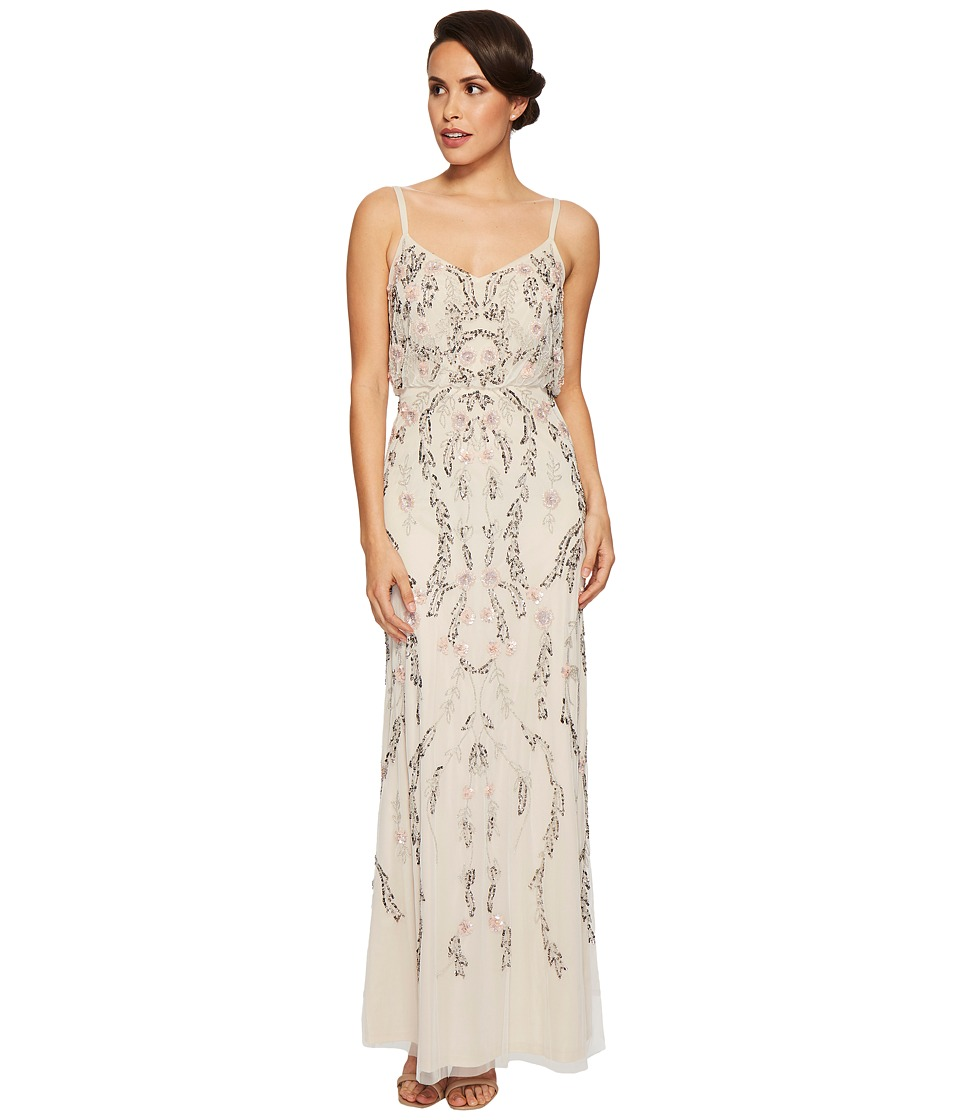 Beautifully Beaded 1920s Sue Wong Dresses + More