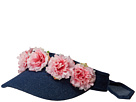 Betsey Johnson Betsey Johnson Garden Party Visor