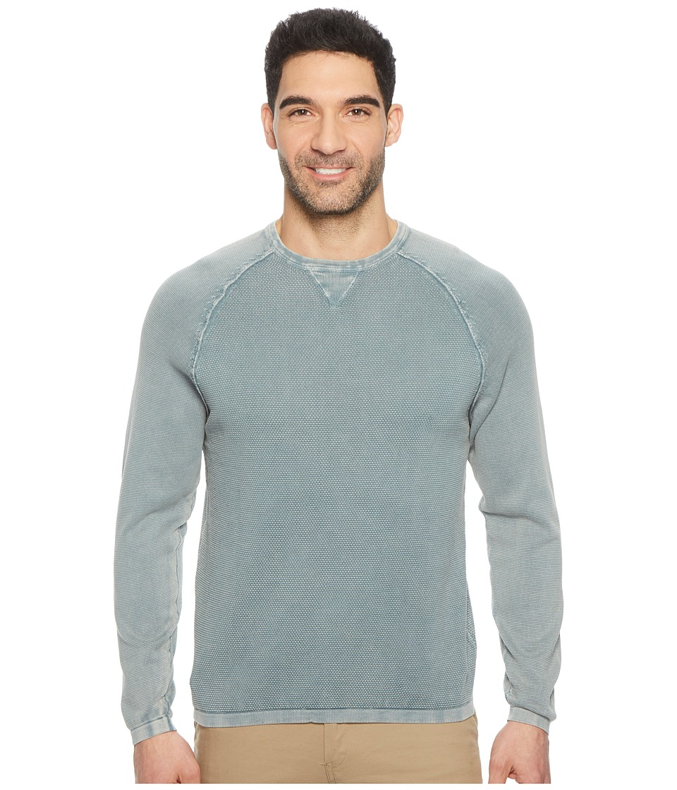 Mod-o-doc Solana Raglan Long Sleeve Crew Sweater (Oasis) Men