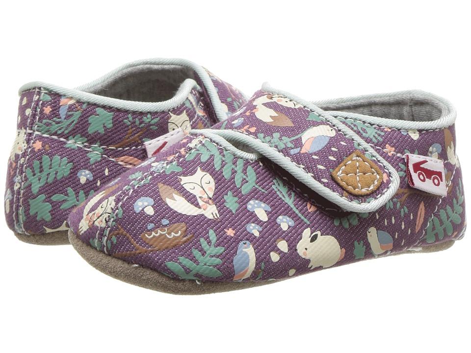 See Kai Run Kids Cruz (Infant) (Purple Woodland) Girls Shoes