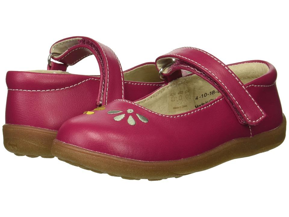 See Kai Run Kids Ginny (Toddler/Little Kid) (Berry) Girl