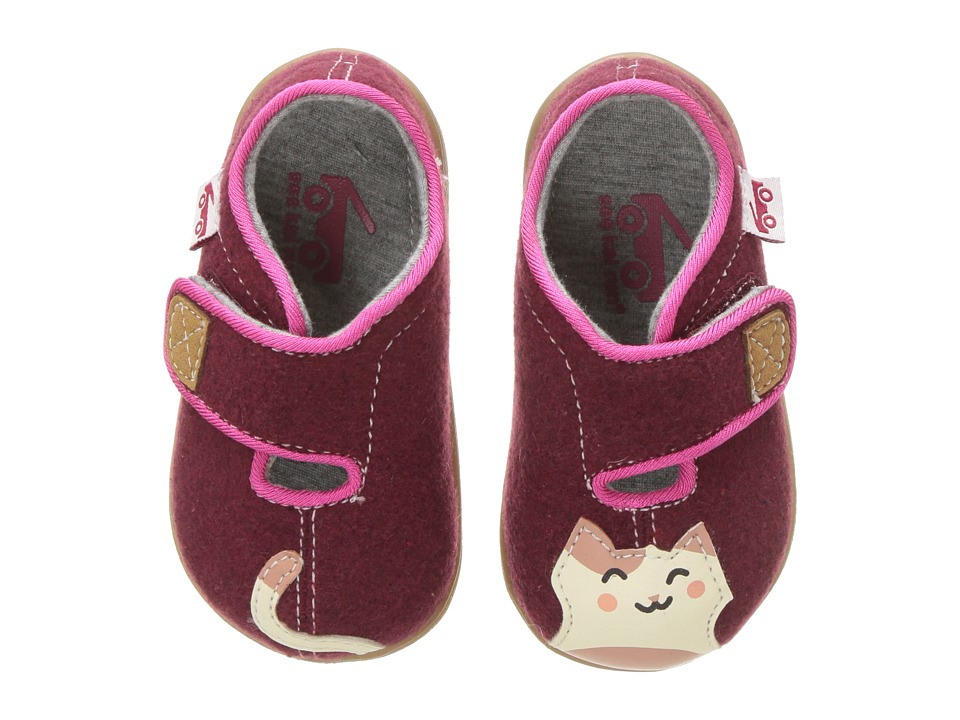 See Kai Run Kids Cruz II (Toddler/Little Kid) (Berry Kitty) Girl