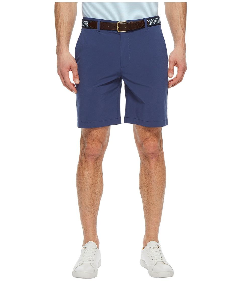 Vineyard Vines - 8 Performance Breaker Shorts (Deep Cobalt) Mens Shorts