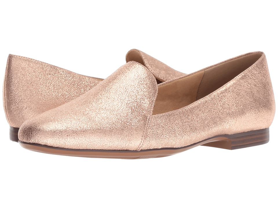 Naturalizer Emiline (Rose Gold Sparkle Metallic Leather) Women's Shoes