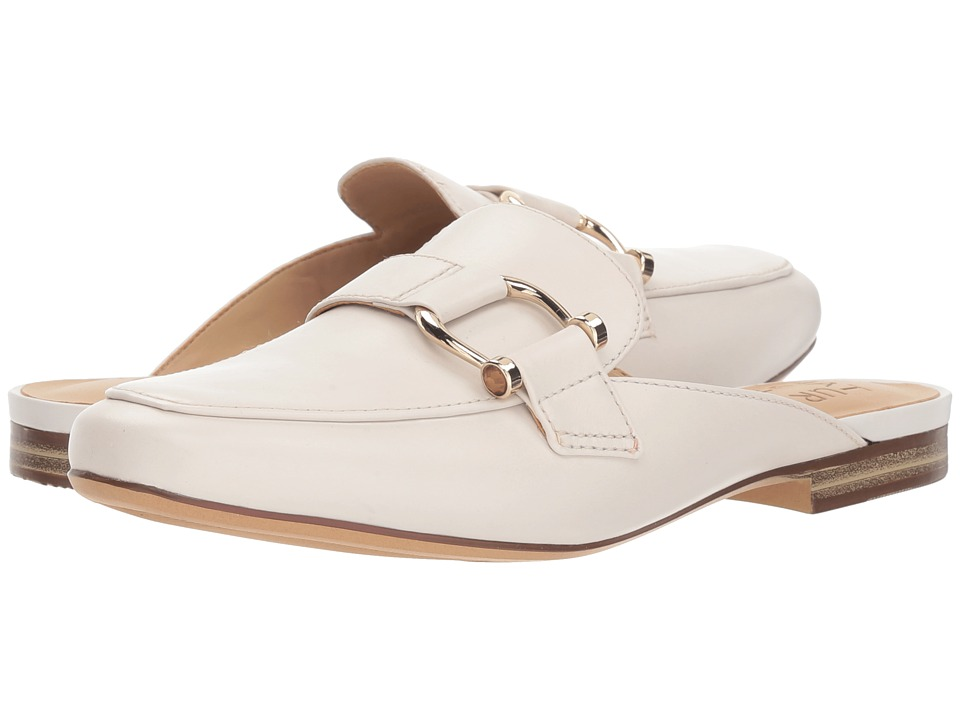 Naturalizer Etta (Alabaster Leather) Slip-On Shoes