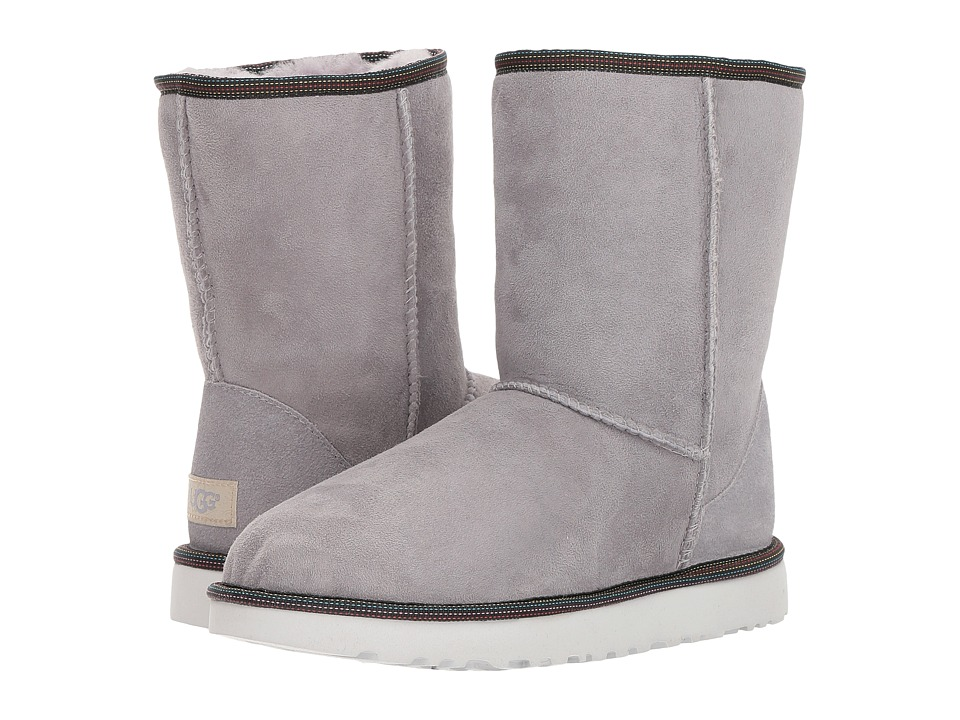 Ugg Classic Short Weave (Pencil Lead) Women's Boots