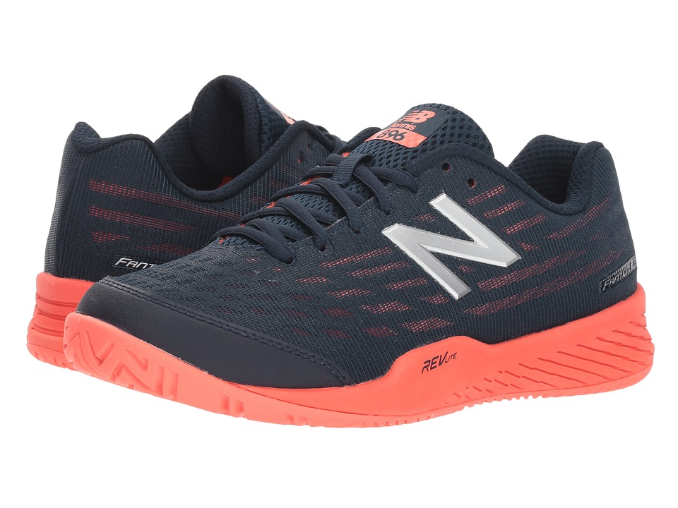 New Balance WCH896v2 Tennis (Galaxy/Dragonfly) Women's Tennis Shoes