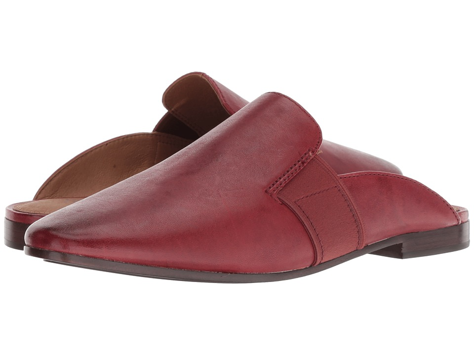 Frye Terri Gore Mule (Red Clay Antique Soft Vintage) Women's Clog/Mule Shoes